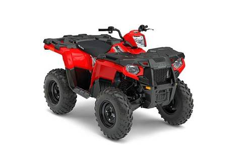 2017 Sportsman® 570 EPS Indy Red