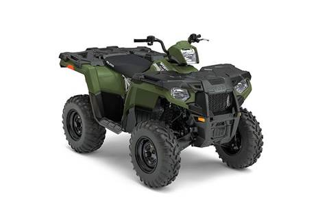 2017 Sportsman® 450 H.O. Sage Green