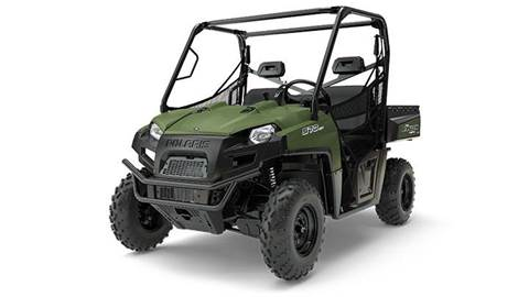 2017 RANGER® 570 Full-Size Sage Green