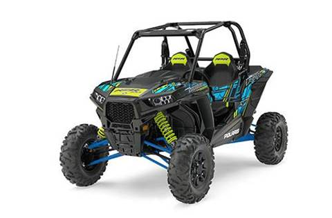 2017 RZR XP® 1000 EPS Velocity Blue LE