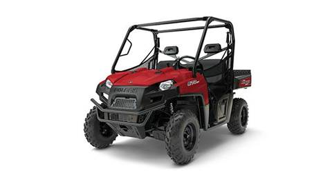 2017 RANGER® 570 Full-Size Solar Red