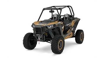 2017 RZR XP® 1000 EPS Gold Matte Metallic LE