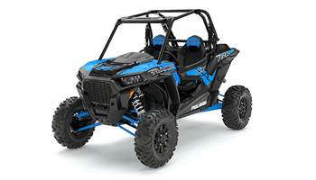 2017 RZR XP® Turbo EPS - Velocity Blue