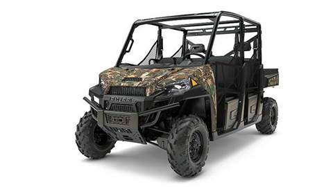 2017 RANGER CREW® XP 1000 EPS Polaris Pursuit® Camo