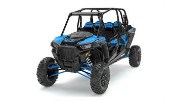 2017 RZR XP® 4 Turbo EPS - Velocity Blue