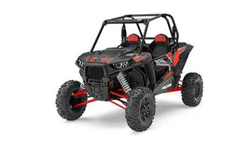 2017 RZR XP ® 1000 EPS Titanium Metallic