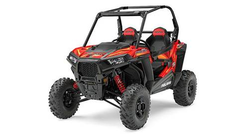 2017 RZR® S 1000 EPS Indy Red