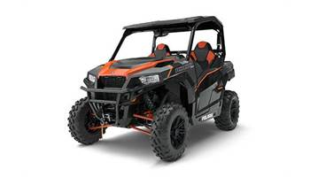 2017 Polaris GENERAL™ 1000 EPS Deluxe Titanium Matte