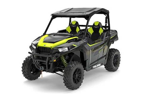 2017 Polaris GENERAL™ 1000 EPS RIDE COMMAND Black Pearl