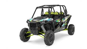2017 RZR XP® 4 1000 EPS White Lightning