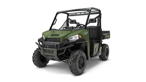 2017 RANGER XP® 1000 Sage Green
