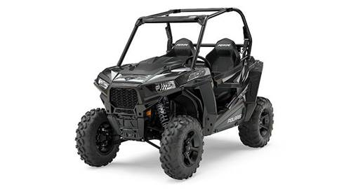 2017 RZR® 900 EPS XC Edition Black Pearl