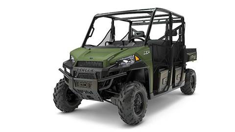 2017 RANGER CREW® XP 900 Sage Green