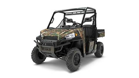 2017 RANGER XP® 900 Polaris Pursuit® Camo