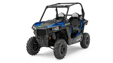 2017 RZR® 900 EPS Blue Fire