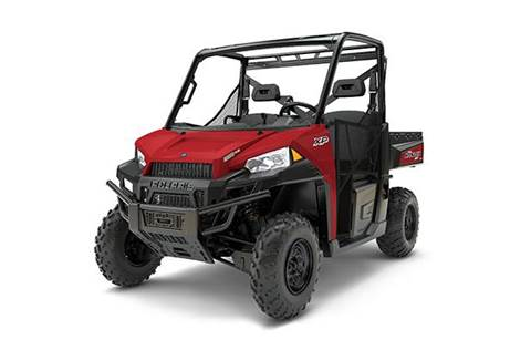 2017 RANGER XP® 900 EPS Solar Red