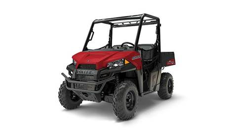 2017 RANGER® 500 Solar Red