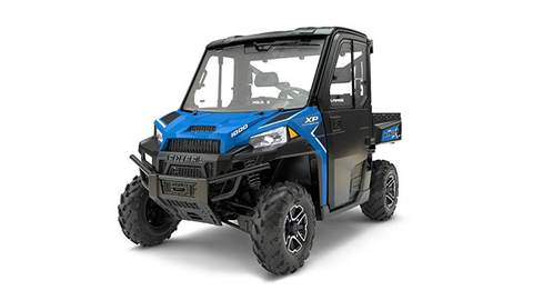 2017 RANGER XP® 1000 EPS NorthStar HVAC Velocity Blue