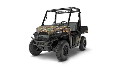 2017 RANGER® EV Polaris Pursuit® Camo