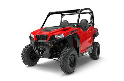 2017 Polaris GENERAL™ 1000 EPS Indy Red