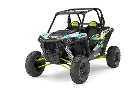 2017 RZR XP® 1000 EPS White Lightning