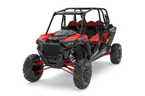 2017 RZR XP® 4 Turbo EPS - Cruiser Black