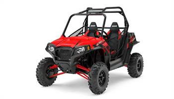 2017 RZR® S 570 EPS Indy Red