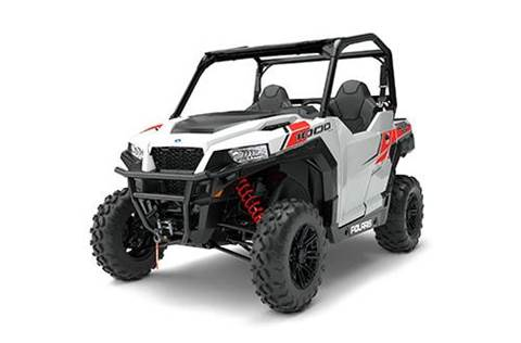 2017 Polaris GENERAL™ 1000 EPS White Lightning