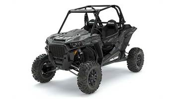 2017 RZR XP® Turbo EPS - Titanium Matte Metallic