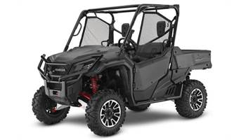2017 Pioneer 1000 3-seat Limited Edition