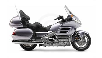 2009 Gold Wing Audio/Comfort