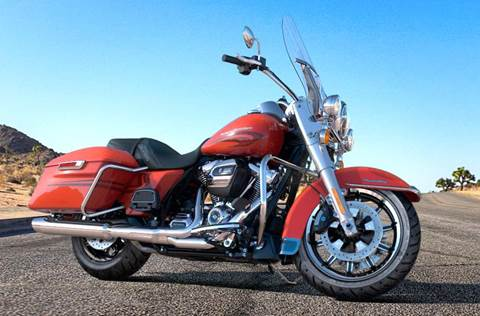 2017 FLHR Road King® - Custom Color Option