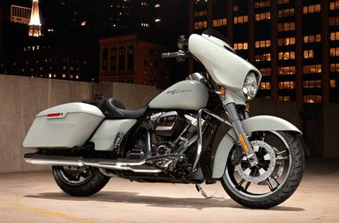 2017 FLHXS Street Glide® Special - Color Option