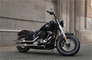 FLS Softail Slim® - Color Option