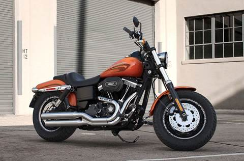 2017 FXDF Fat Bob® - Custom Color Option