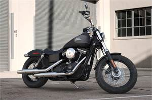 FXDB Street Bob® - Two-Tone Option