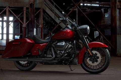 2017 FLHRXS Road King® Special -Hard Candy Color Option