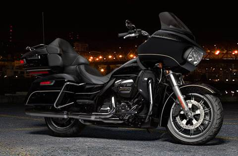 2017 FLTRU Road Glide® Ultra - Color Option
