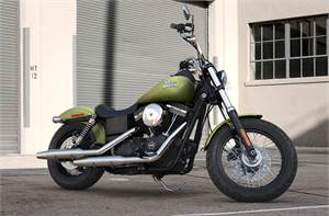 FXDB Street Bob® - Color Option