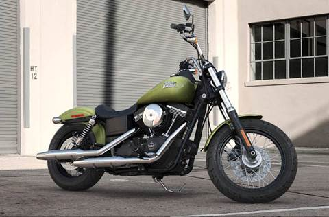 2017 FXDB Street Bob® - Color Option