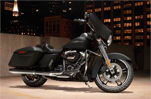 FLHX Street Glide® - Color Option