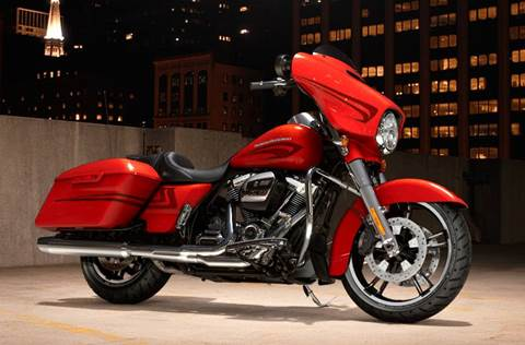 2017 FLHXS Street Glide® Special - Custom Color Option