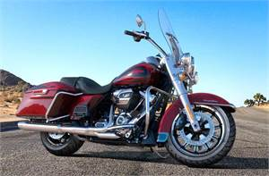FLHR Road King® - Hard Candy Color Option