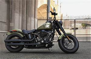 FLSS Softail Slim® S - Color Option