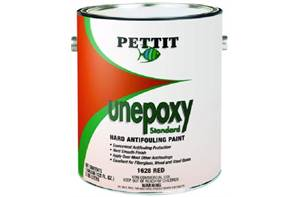 Unepoxy Standard Bottom Paints