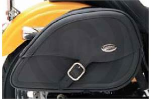 RIGID-MOUNT DRIFTER TEARDROP SADDLEBAGS