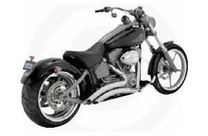 BIG RADIUS EXHAUST SYSTEMS