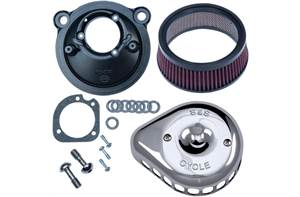 Mini Teardrop Stealth Air Cleaner Kit