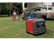 The EU3000iS is a favorite for RV power.