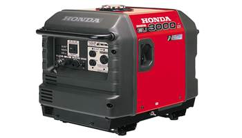 Honda 3000i Generator - We have a large selection of outdoor power equipment available.